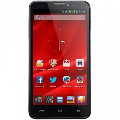 Dual SIM telefón Prestigio MultiPhone 5300 DUO ROZBALENO