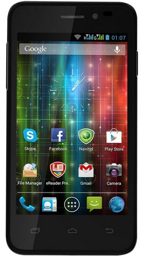 Dual SIM telefón Prestigio MultiPhone 5400 DUO ROZBALENO