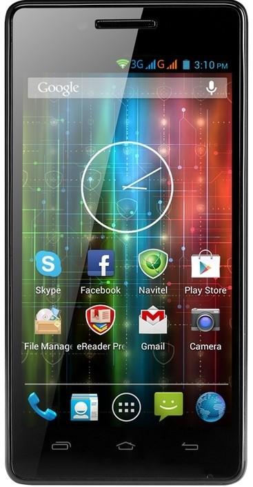 Dual SIM telefón Prestigio MultiPhone 5450 DUO