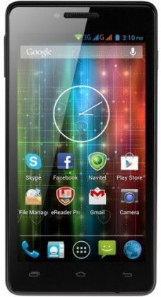 Dual SIM telefón Prestigio MultiPhone 5451 DUO ROZBALENO