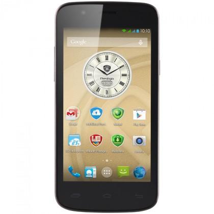 Dual SIM telefón Prestigio MultiPhone 5453 DUO Metal