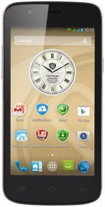 Dual SIM telefón Prestigio MultiPhone 5453 DUO White
