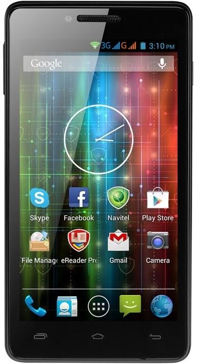 Dual SIM telefón  Prestigio MultiPhone 5500 DUO