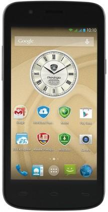 Dual SIM telefón Prestigio MultiPhone 5504 DUO Black