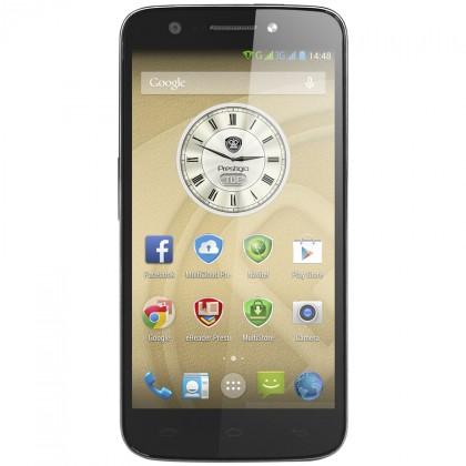 Dual SIM telefón Prestigio MultiPhone 5508 DUO Metal ROZBALENO