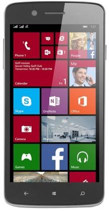 Dual SIM telefón Prestigio MultiPhone 8500 DUO čierny