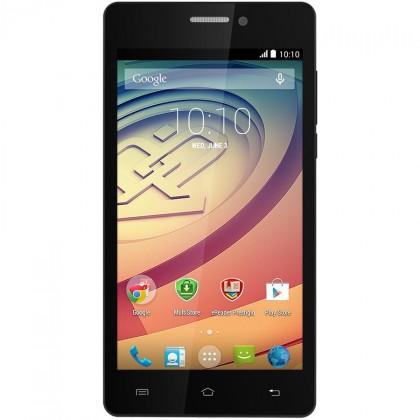 Dual SIM telefón PRESTIGIO MultiPhone Wize C3 3503 DUO čierny