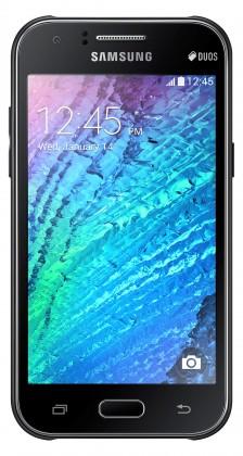 Dual SIM telefón Samsung Galaxy J1 Duos black