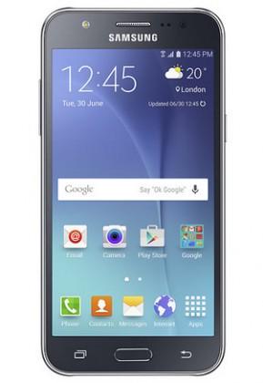 Dual SIM telefón Samsung Galaxy J5 Duos Black