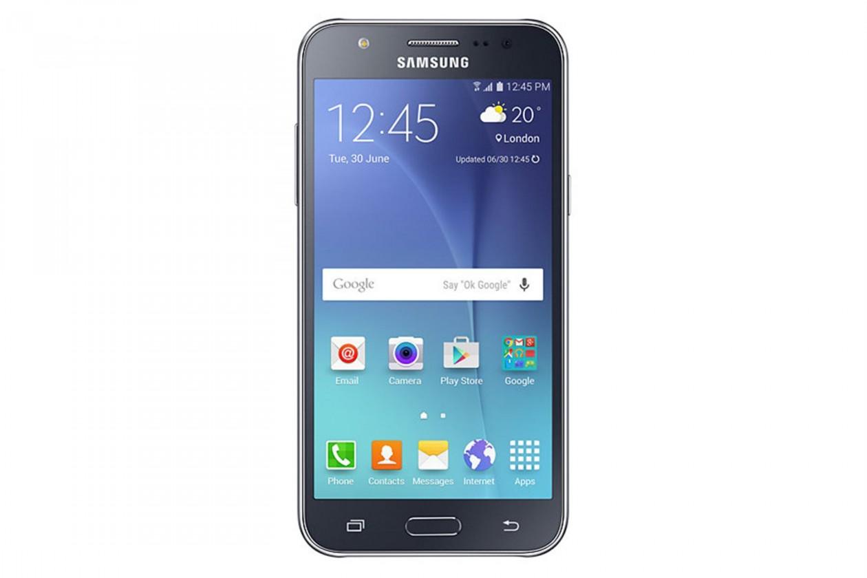 Dual SIM telefón Samsung Galaxy J5 Duos Black ROZBALENÉ