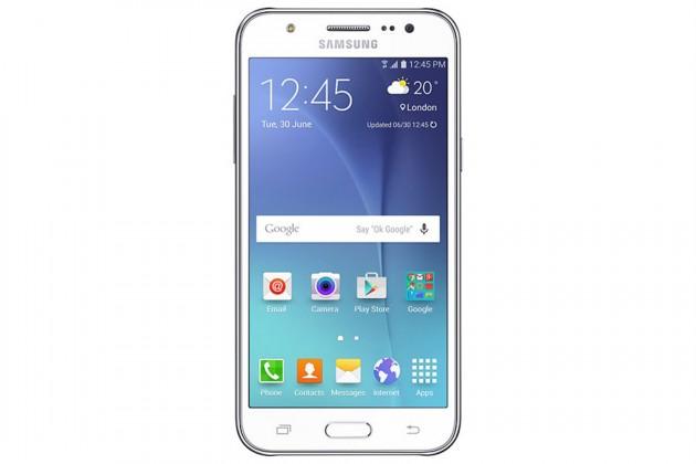 Dual SIM telefón Samsung Galaxy J5 Duos White
