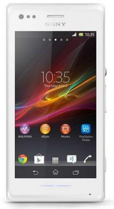 Dual SIM telefón  Sony Xperia M Dual (C2005) White