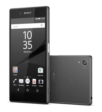 Dual SIM telefón Sony Xperia Z5 Dual E6634 černý