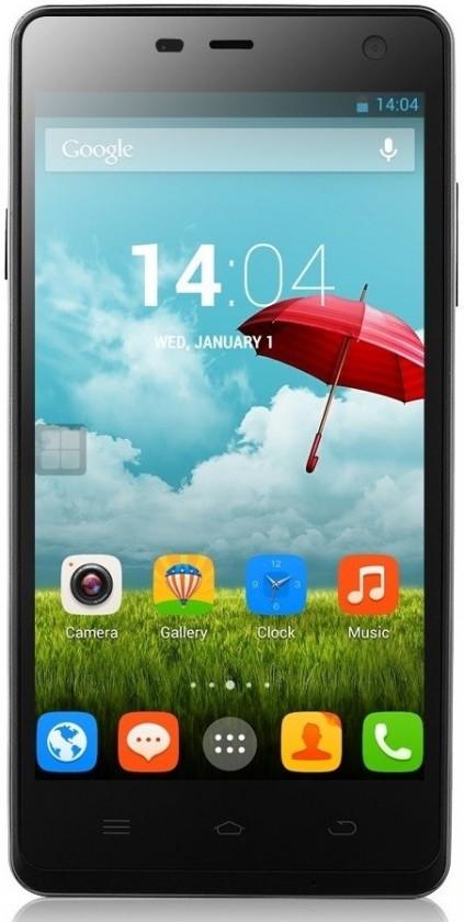 Dual SIM telefón THL 4400 Black