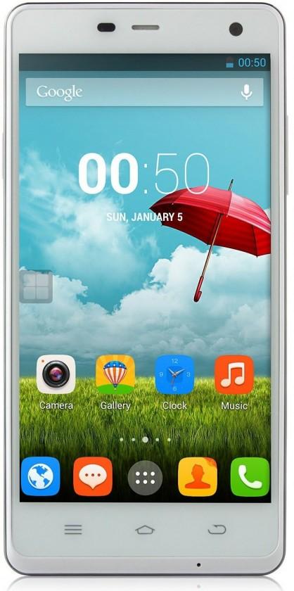 Dual SIM telefón THL 4400 White