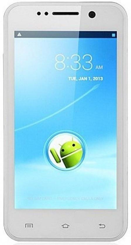 Dual SIM telefón  THL T5s White