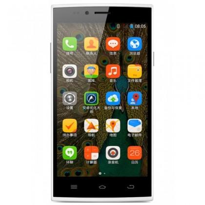 Dual SIM telefón THL T6S biely