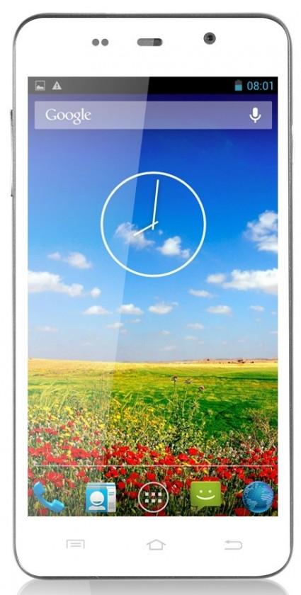 Dual SIM telefón THL W200s White