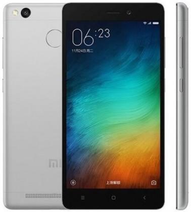 Dual SIM telefón Xiaomi Redmi 3S Prime, 32 GB, šedá