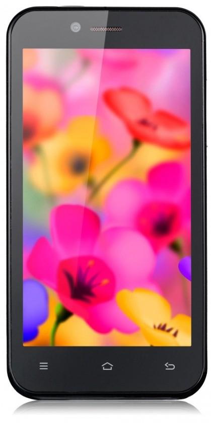 Dual SIM telefón ZOPO ZP600 Black Dual SIM