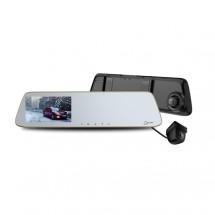 """Duálna Autokamera Cel-Tec M6s, FullHD, LDWS, 5"""" dotykový displej"""
