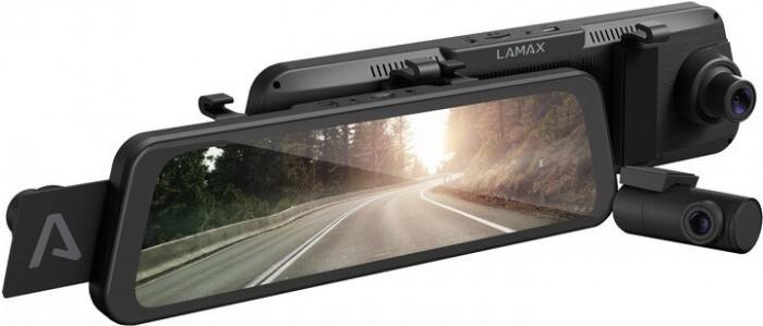 Duálna kamera do auta Lamax S9 Dual GPS, WiFi, FullHD, WDR, 150°