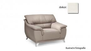 Dunja - kreslo (excellent - cream H353, sk. BF)