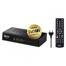DVB-T2 EMOS EM180 HD HEVC H265