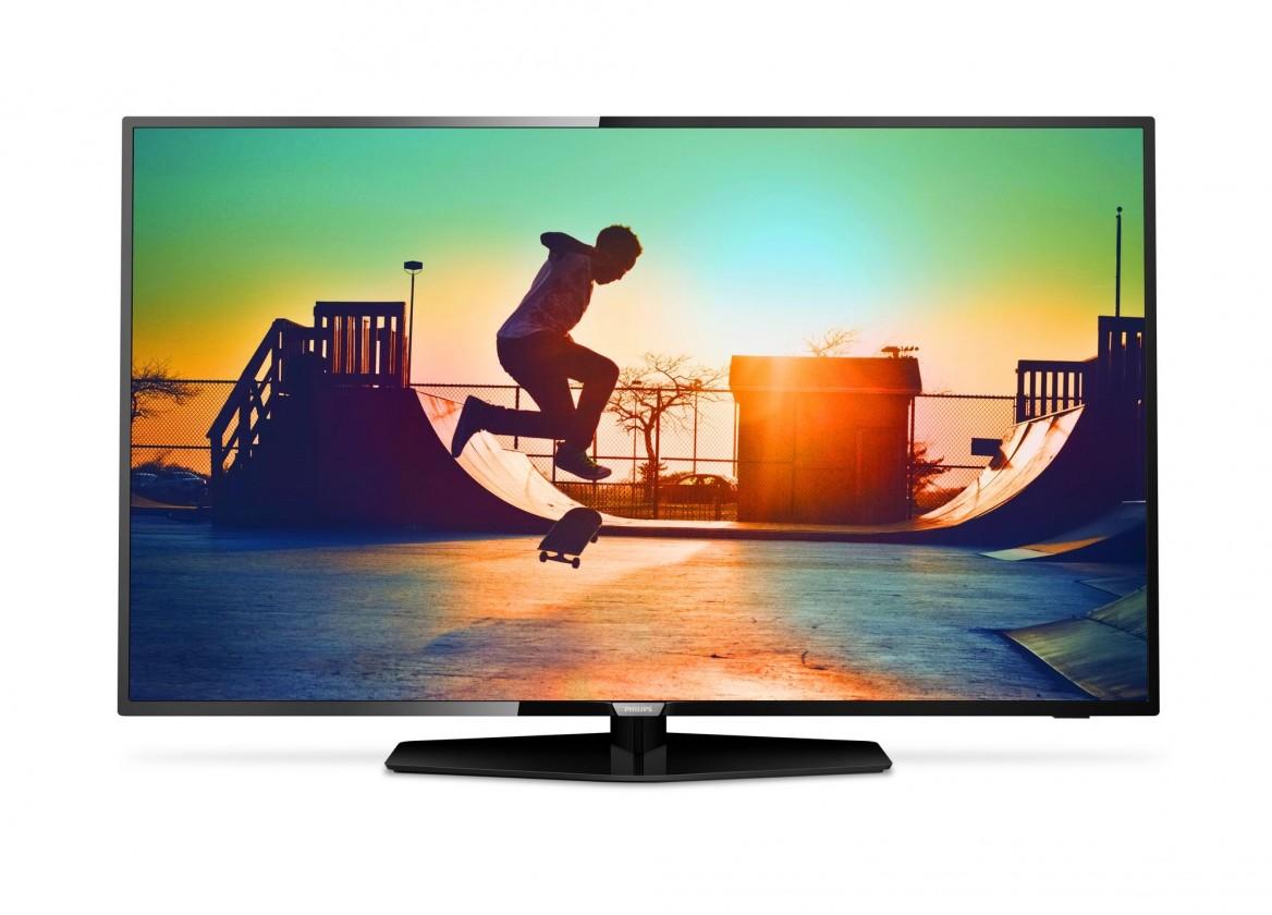 DVB-T2 televízory Philips 50PUS6162