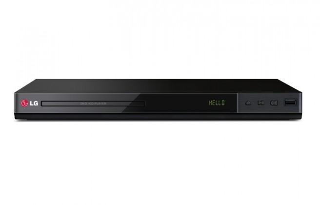 DVD prehrávač  LG DP432H