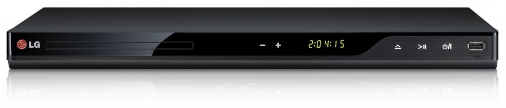 DVD prehrávač LG DP932H