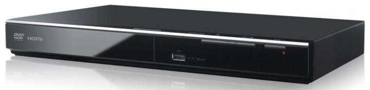 DVD prehrávač Panasonic DVD-S700EP-K