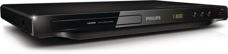DVD prehrávač  Philips DVP3880/58