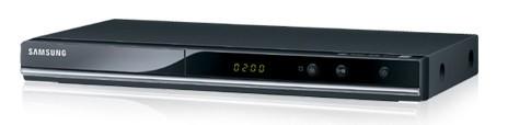 DVD prehrávač Samsung DVD-C350