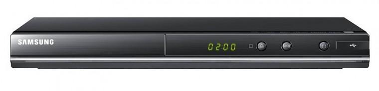 DVD prehrávač Samsung DVD-D530
