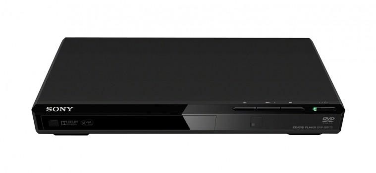 DVD prehrávač SONY DVP-SR170B