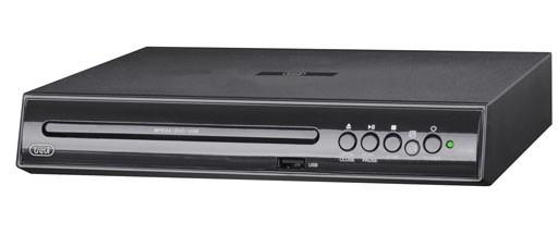 DVD prehrávač Trevi DXV 3550USB
