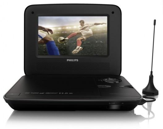 DVD prenosné Philips PD7015/12