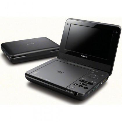 DVD prenosné  Sony DVP-FX770