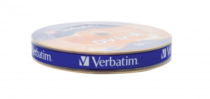 DVD-R Verbatim 43729, 4,7GB, 16x, 10ks