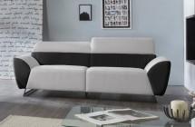 Dvojsedačka Elba biela, čierna
