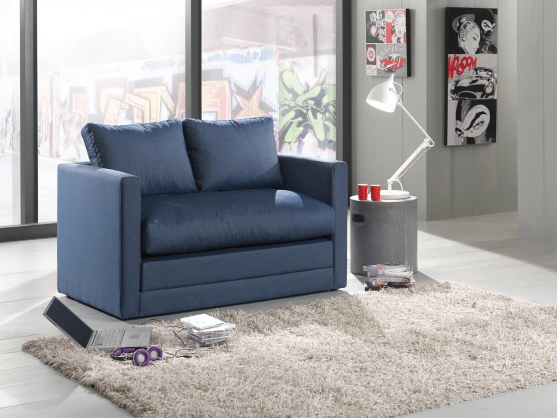 Dvojsedák Dream (jeans blue, sk. DR-1)