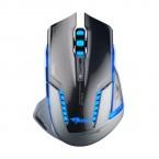 E-BLUE Mazer-R II, EMS601GY, bezdrôtová myš optická,2500dpi