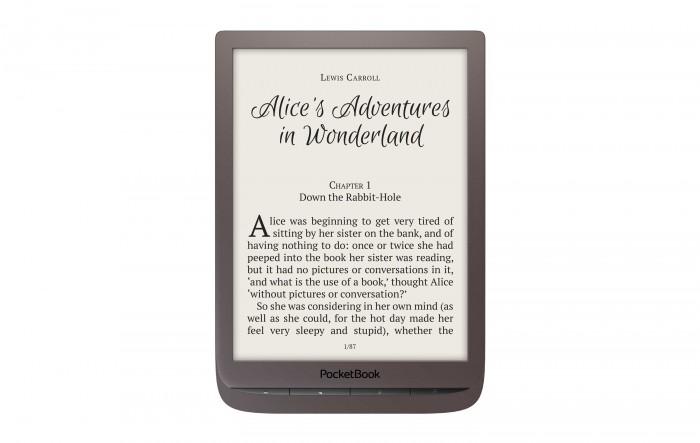 E-book POCKETBOOK 740 Inkpad 3, Dark Brown