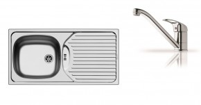 E860 - Drez s odkvapom + batérie Accel Micro