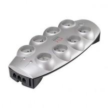 EATON přepěťová ochrana Protection Box 8 Tel TV, 8 zásuvek