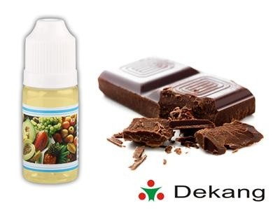 El. cigareta liquid, 10ml, 12mg, Čokoláda (Chocolate), DEKANG