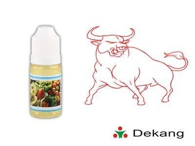 El. cigareta liquid, 10ml, 12mg, Energy Cow, DEKANG