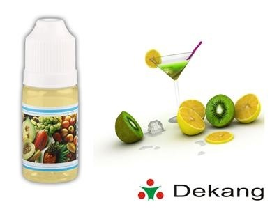 El. cigareta liquid, 10ml, 12mg, Ovocný koktejl (Fruit cocktail),
