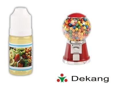El. cigareta liquid, 10ml, 12mg, Žvýkačka (Bubble gum), DEKANG